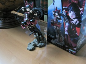 Galleria immagini dell'action figure di Rory Mercury